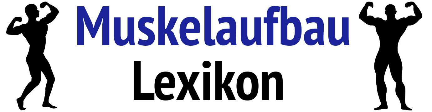 Muskelaufbauprodukte -Logo