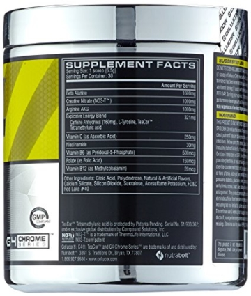Cellucor C4 Extreme - 2