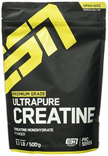 ESN Ultrapure Creatine Monohydrate, 500g - 1