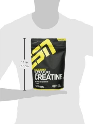 ESN Ultrapure Creatine Monohydrate, 500g - 4