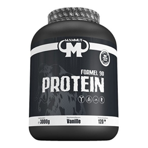 Mammut Formel 90 Protein Test - Vorderseite