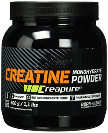 Olimp Creapure Monohydrat Powder, 500 g - 1