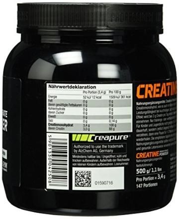 Olimp Creapure Monohydrat Powder, 500 g - 4