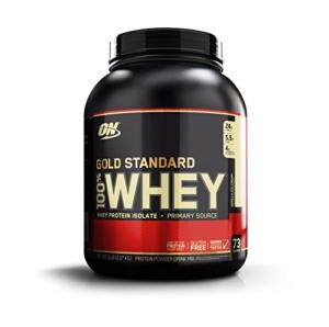 Optimum Nutrion Gold Standard 100 Whey Test - Vorderseite