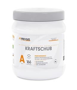 PROFUEL® KRAFTSCHUB Test