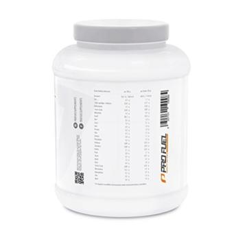 Genaue Angabe der Inhaltsstoffe und Aminosäuren