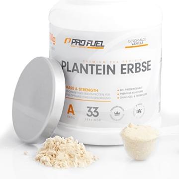 Ein veganes Proteinpulver im Test!