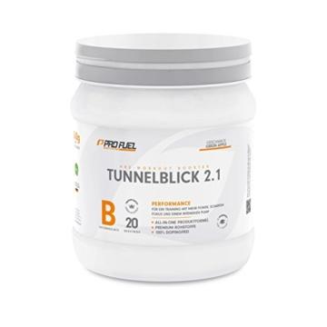 Der Tunnelblick 2.1 ist ein Booster für Profis