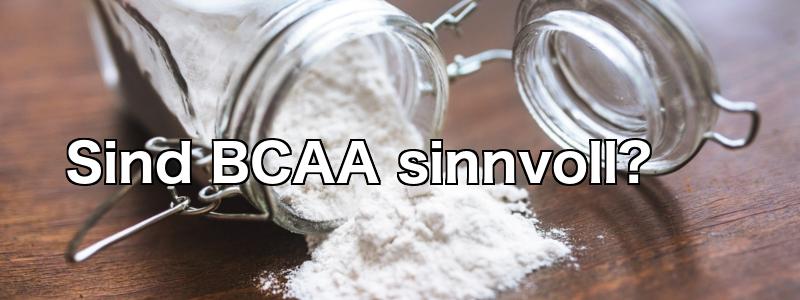 Können Bcaa Sinnvoll sein? Wir klären es in diesem Artikel!